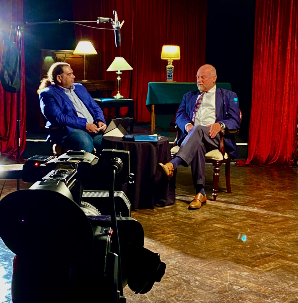 Blindspot Special #2 – Interview with Admiral Robert Higgs (Ret.)